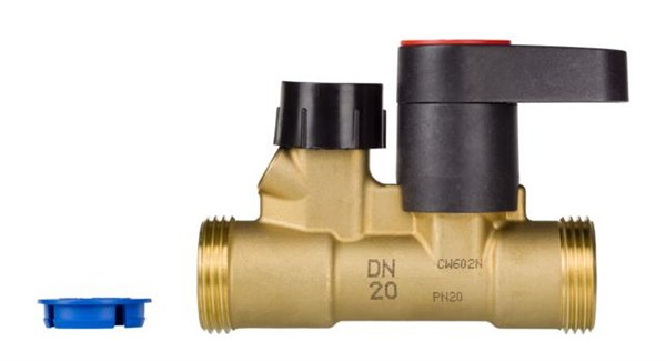 запорный клапан danfoss msv s