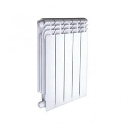 Биметаллический секционный радиатор Sira Сoncurrent 500, 6 секций - фото 16293
