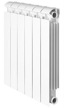 Биметаллический радиатор Global STYLE EXTRA 500, 6 секций - фото 22932