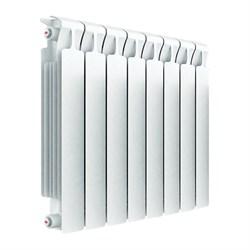Радиатор биметаллический RIFAR MONOLIT VENTIL 350,  нижнее подключение, левое, 4 секции - фото 28020
