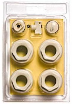 Монтажный комплект для подключения радиатора Global, размер 3/4 - фото 28921