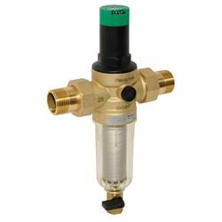 Фильтр для воды Honeywell промывной (холодная вода) с регулятором давления FK06-1/2AA - фото 35254