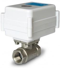 """Кран с электроприводом Neptun Aquacontrol 220В 1/2"""" - фото 48369"""