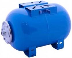 Гидроаккумулятор Valtec 50 л (VT.AO.B.060050) горизонтальный - фото 57457