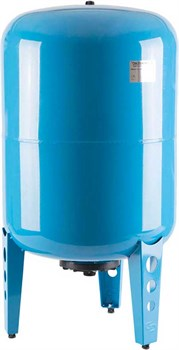 Гидроаккумулятор Джилекс вертикальный 100 л (100 ВП, пластиковый фланец) - фото 57528