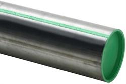 Труба из нержавеющей стали Viega Sanpress (в штанге 6м) 15 x 1,0 - фото 61673