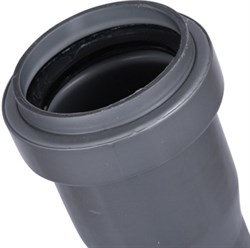 Труба канализационная Sinikon Standart 50х2000 мм - фото 68267