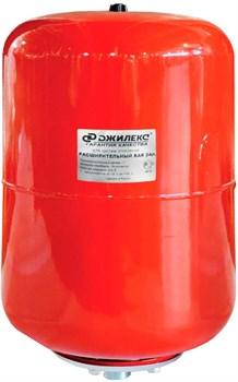 Расширительный бак для отопления Джилекс мембранный 24 л. - фото 68747