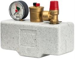Группа безопасности котла Watts KSG/ PF30, сталь, сбросной клапан, до 50 кВт - фото 72490