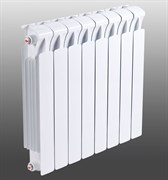 Радиатор биметаллический RIFAR Monolit 350, 3 секции