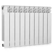 Радиатор биметаллический RIFAR Base 500, 4 секции