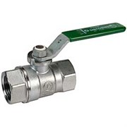 Кран шаровый Giacomini R250W Ду 50 ВР/ВР (ручка)