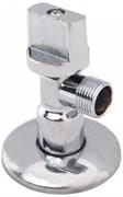 Кран шаровый STC 9000 для смесителя латунь Ду 1/2х3/8 НР