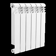 Радиатор биметаллический ELSOTHERM BM 500, 4 секции