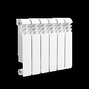 Радиатор биметаллический ELSOTHERM BM 350, 6 секций