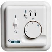 Терморегулятор Rehau SOLELEC Comfort 16 A с функцией таймера с выносным датчиком температуры