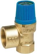 Клапан предохранительный Watts SVW (водоснабжение) 1/2 х 3/4, (6 бар)