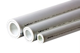 Труба полипропиленовая Valtec Alux PN 25 (алюминий) 63 x 10.5