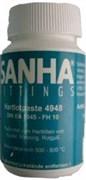 Флюс-паста для твердого припоя Sanha, 100 гр