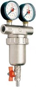 Фильтр промывной Itap 2 с 2мя манометрами