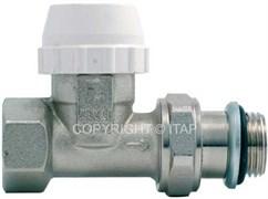 Клапан термостатический Itap прямой 1/2 НВ