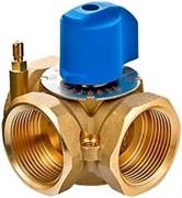 Клапан смесительный трехходовой Valtec Вр 1, с возможностью автомат управления