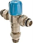 Смеситель термостатический Valtec 1/2 Нр трехходовой, тип RU (36 - 50 град.)