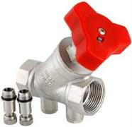 Клапан балансировочный Valtec 1 Вр, ручной регулировки