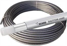 Труба Rehau Rautitan STABIL 20 x 2.9 (бухта 100 м)