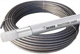 Труба Rehau Rautitan STABIL 16.2 х 2.6  (бухта 100 м)