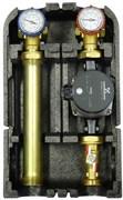 Насосная группа Barberi с прямым контуром 1 с насосом Grundfos ALPHA2L 25-60 в теплоизоляции (01G02500G)