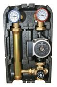 """Насосная группа Barberi с термостатическим смесителем клапаном 1"""" с насосом Grundfos UPSO 25-65 (02G02500C)"""