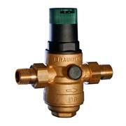 """Фильтр для воды Honeywell непромывной (горячая вода) с регулятором давления D06F-1""""B"""