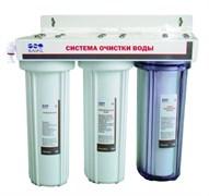 Система очитки воды RAIFIL 3-х стадийная (PU 894-W3)