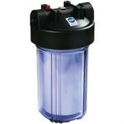 Магистральный фильтр RAIFIL Big Blue 1 x 10, прозрачная колба (PU897-BK1-PR-C)