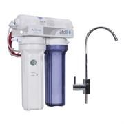 Система очитки воды ATOLL 2-х ступенчатая с обратным осмосом (A-310E lux)
