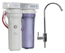 Система очитки воды ATOLL 2-х ступенчатая (A-211E lux)