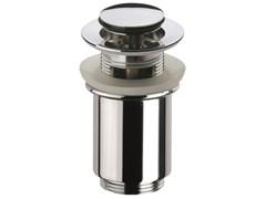 Донный клапан для раковины с переливом нажимной Remer 1 1/4 (906CC114RR)