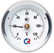 Термометр биметаллический Росма БТ-31, ф 63 мм, t 120°