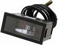 Термометр дистанционный Watts  для установки на пульт, t 120°