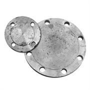 Заглушка стальная фланцевая Ду 125 Ру16 АТК 24.200.02.90