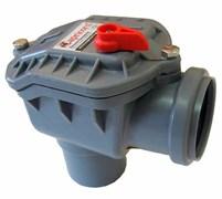 Канализационный обратный клапан вертикальный Capricorn ф50