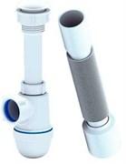Сифон для раковины Ани Пласт Варяг с гофрой ф50 (C5010)