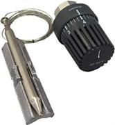 Термоголовка Oventrop для теплого пола, 50-80° (накладной датчик)