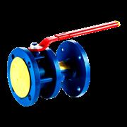 Кран шаровой стальной фланцевый Маршал 11с67п СФ.00.1.016.250/200 Ду 250 Ру16
