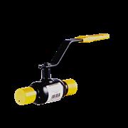 Кран шаровой стальной под приварку Broen Ballomax КШТ 11с10фт 60.002.040 Ду 40 Ру16