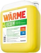 Теплоноситель Warme АВТ-ЭКО (до -30 С), глицерин, 10кг