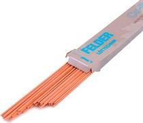 Твердый припой Felder Cu-Rophos®5, L-Ag5P, ф 2 мм, L=500 мм, 1 кг (холодоснабжение, кондиционирование)