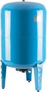 Гидроаккумулятор Джилекс вертикальный 100 л (100 ВП, пластиковый фланец)