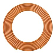 """Медная труба для кондиционеров 1/4"""" (6,35х0,76) Majdanpek ASTM B280, бухта 15 м"""